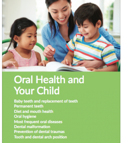 Oral Health and Your Child