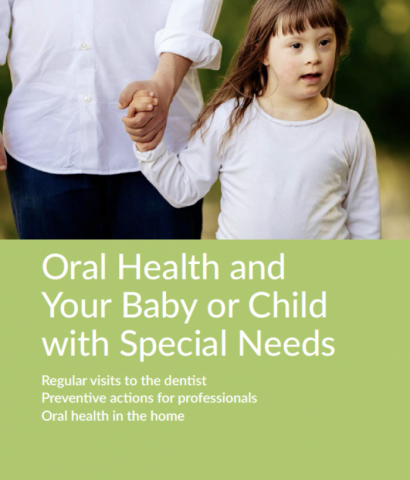Oral Health and Your Baby or Child with Special Needs